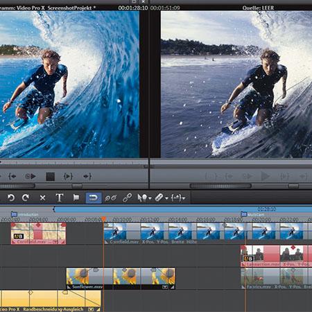 Video Editing, il pre e il post produzione